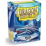 Dragon Shield Sleeves - Dragon Shield - Box 100 - Blue Matte Accessories