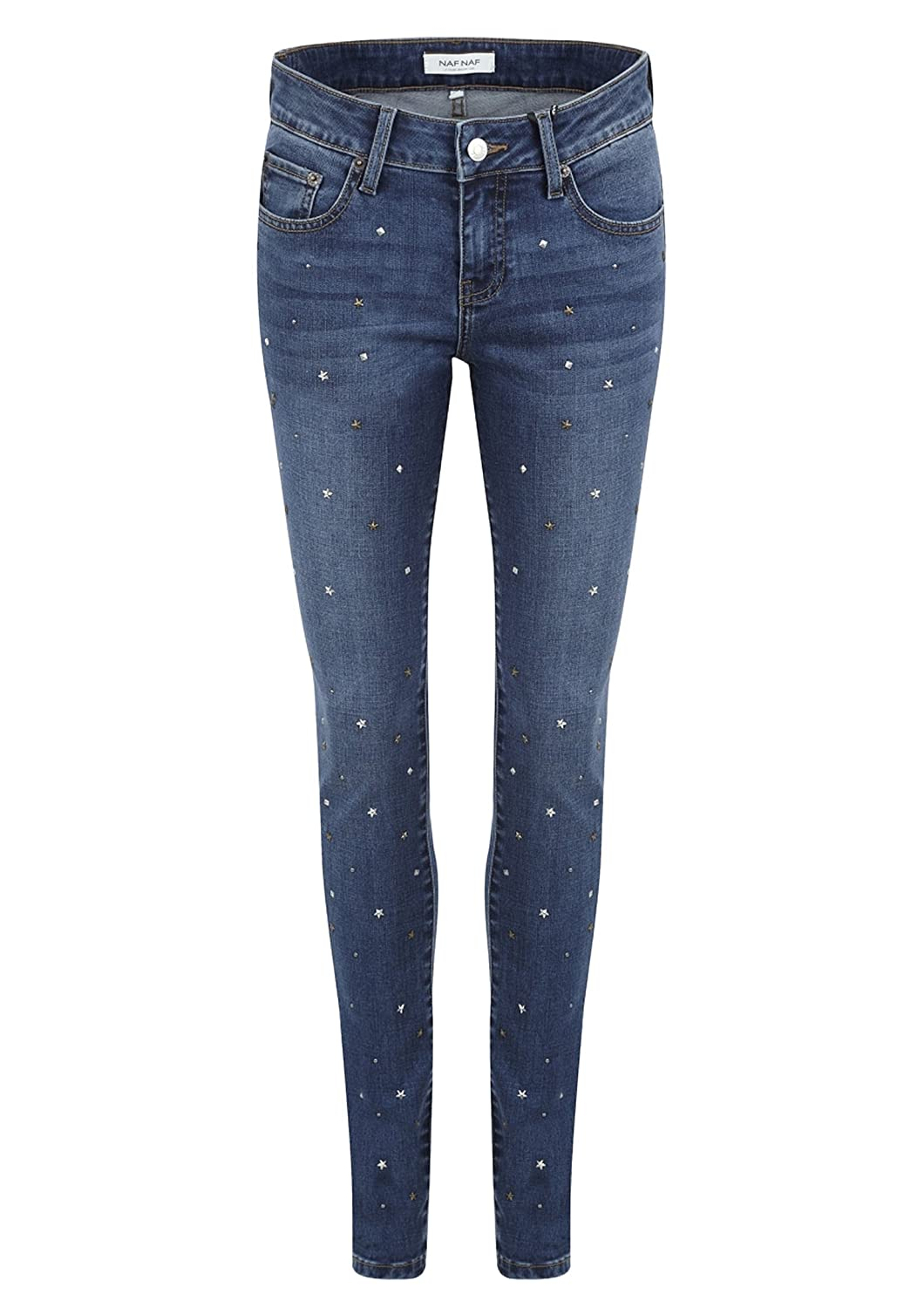 Womens Galy Slim Trousers Nafnaf Cheap Sale Looking For k6KSNt