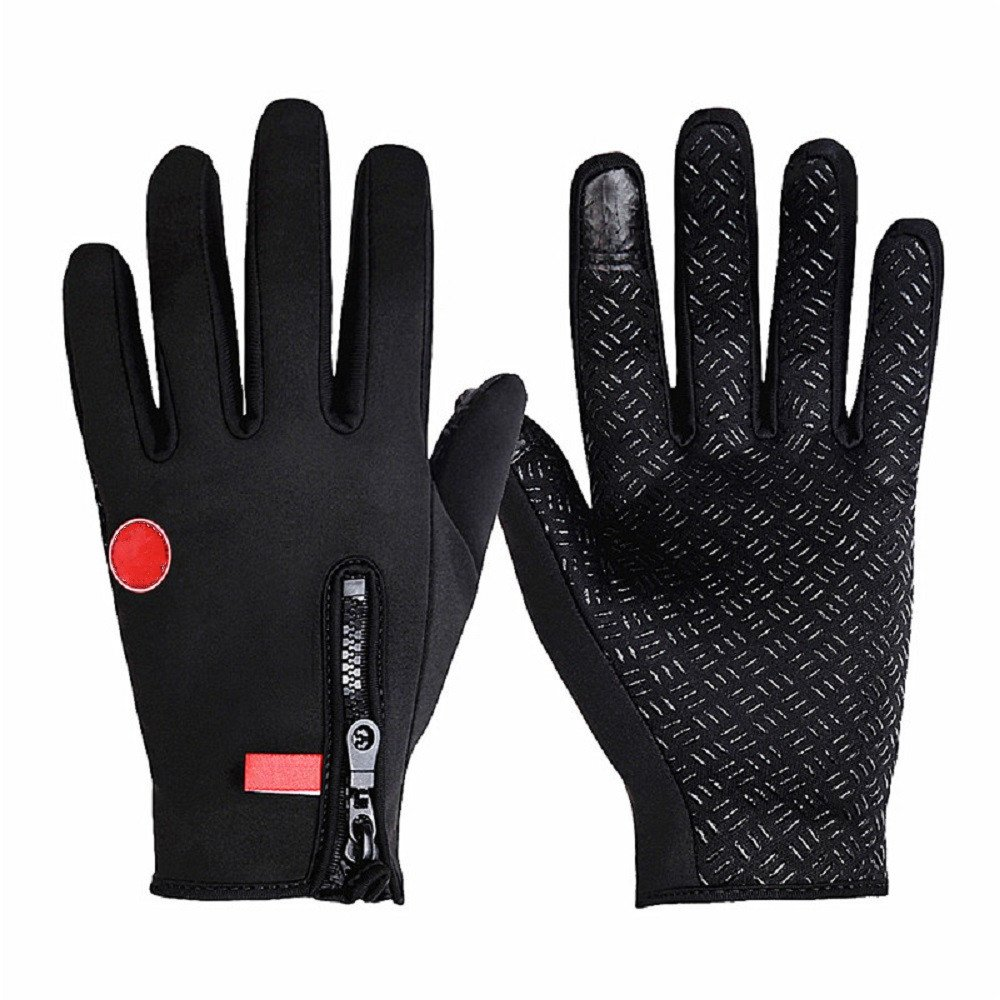 Mens leather gloves amazon uk -  Men S Cycling Glove Winter Snow Hand Warm Ski Skiing Hiking Walking Motorcycle Waterproof Touch Screen Warm Gloves Xl Amazon Co Uk Sports Outdoors