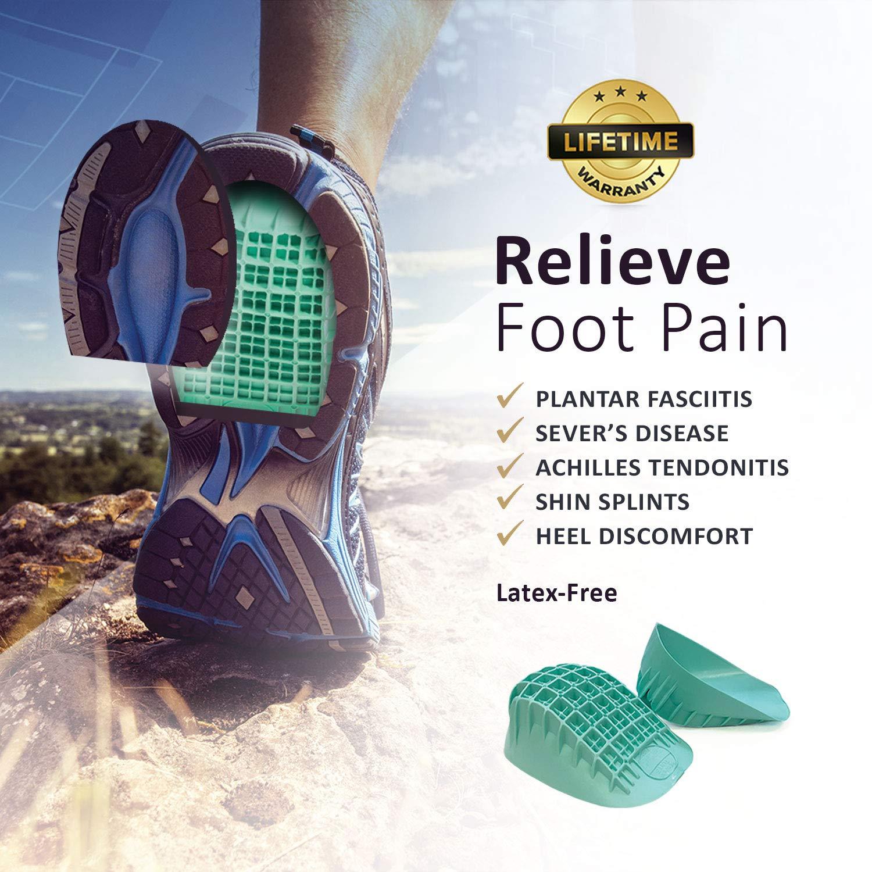 372c2f82ccbe Amazon.com  Tuli s Heavy Duty Heel Cups