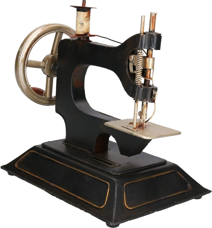AB Tools Modelo Metal Maquina Coser Escultura Estatua Decoracion ...