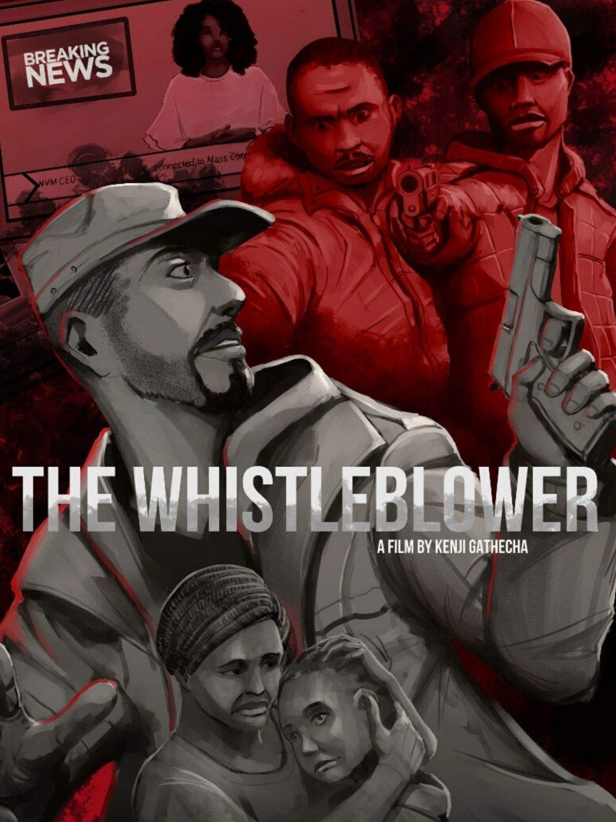The Whistle Blower on Amazon Prime Video UK