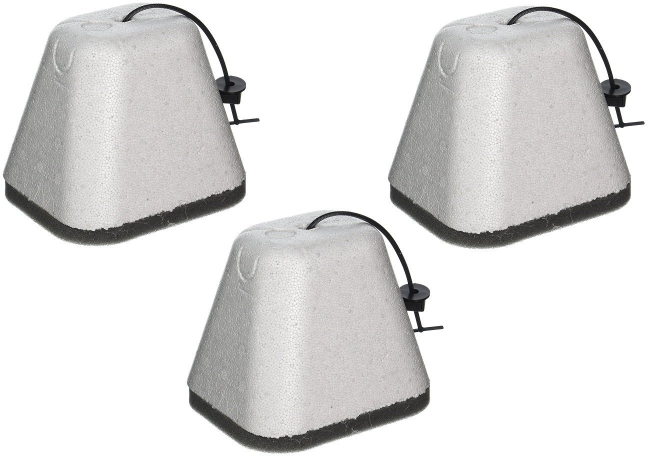 3 Pack Home Intuition Outdoor Foam Faucet Cover