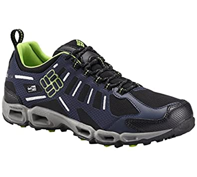 Amazoncom Columbia Mens Ventfreak Outdry Multisport Athletic Sneakers Black Mesh 8 M Hiking Shoes