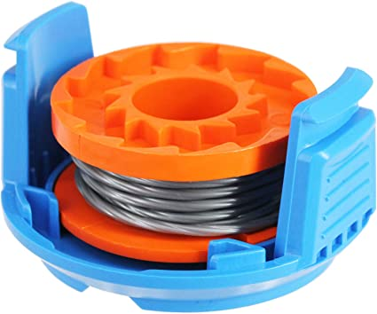 YOURSPARES 3 x Spool /& Line For MacAlister 450-T and MGTP600 Strimmers 1.5 mm x 2 mm x 5 metre