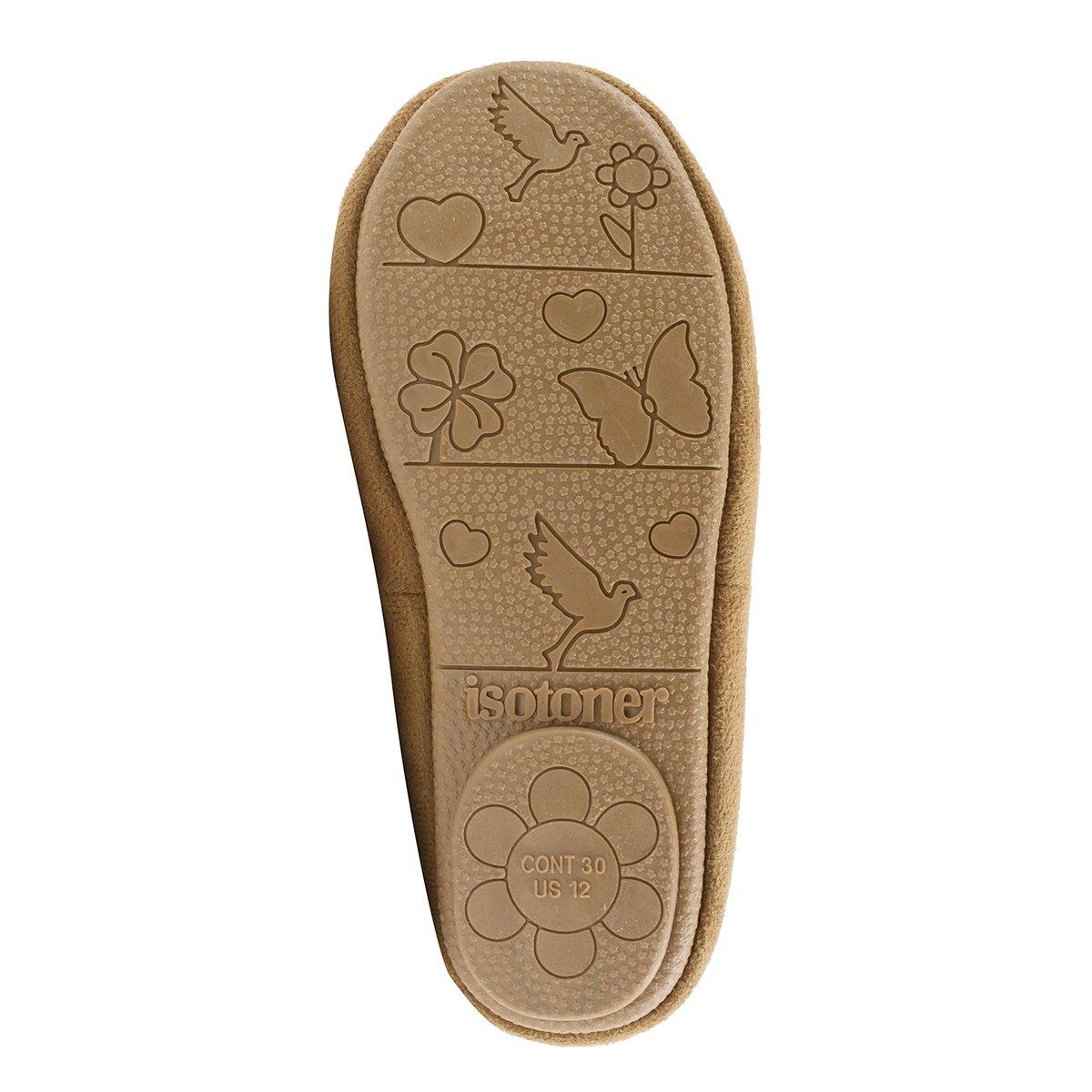 1af6d7b9910ff CHAUSSONS ENFANT   Bottillons - suédine et fausse fourrure Isotoner 34   Amazon.fr  Chaussures et Sacs