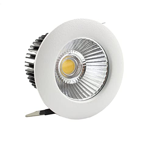 buy popular fcbbf 56522 LEDIARY 55mm Cut Out Hole 5W LED Downlight Round Recessed ...