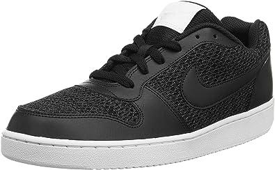 asentamiento corriente empieza la acción  Buy Nike Men's Ebernon Low Prem D Grey/Black Basketball Shoes-6 UK/India  (40 EU) (AQ1774-001) at Amazon.in
