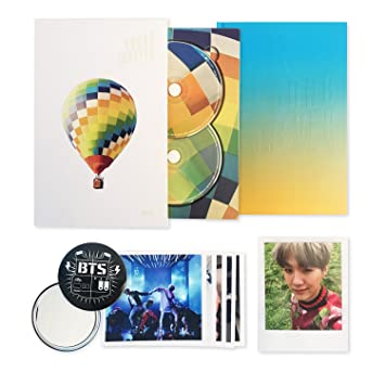 YOUNG FOREVER [ DAY Ver  ] - BTS Special Album CD + Photobook + Polaroid  Card + Folded Poster + FREE GIFT