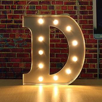 À École Lampe Solmore Alphabet Stickers Décoration Anniversaire Métal 5cm Lumineux Ampoule Az Muraux Lettre 30 Soirée Fête Led Pile Mariage Diy CordeBx