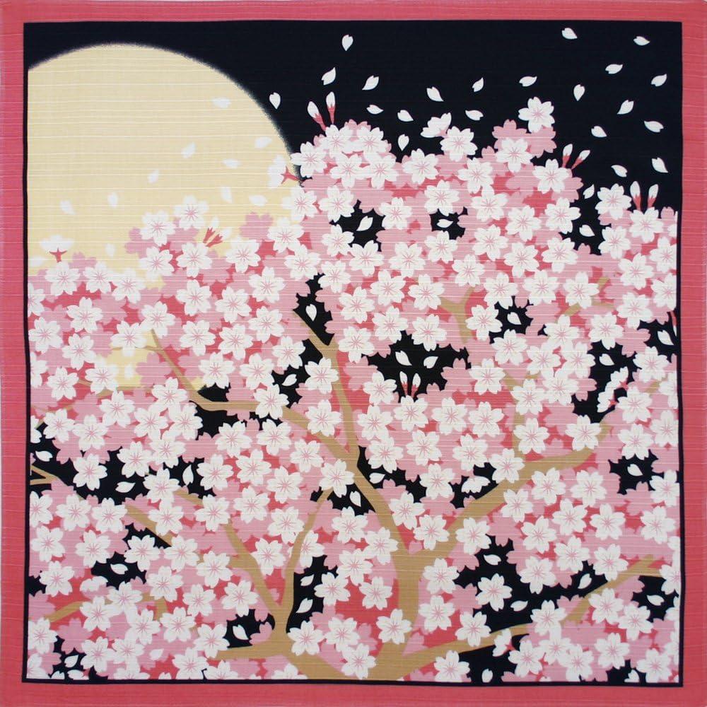 "/"" Furoshiki /""  Japanese Vintage Wrapping Cloth Bamboo Print Fabric"