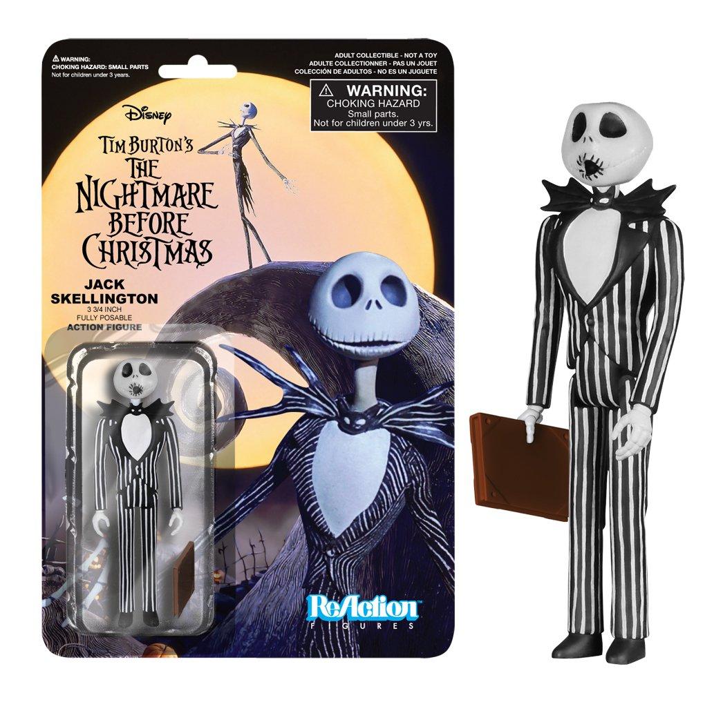 Amazon.com: Funko Nightmare Before Christmas Jack Skellington ...
