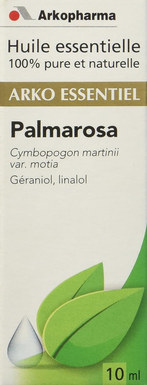 Arkopharma Huile Essentielle Unitaire Palmarosa Flacon de 10 ml