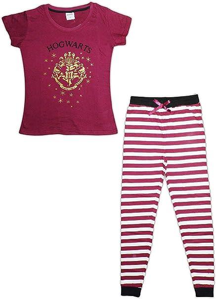 HARRY POTTER Mujer Pijama Largo: Amazon.es: Ropa y accesorios