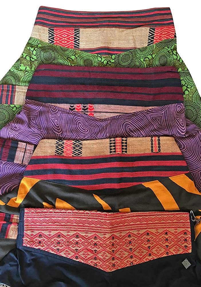 Besonders virblatt Womens Harem Pants Drop Crotch Pants Traditional weavings