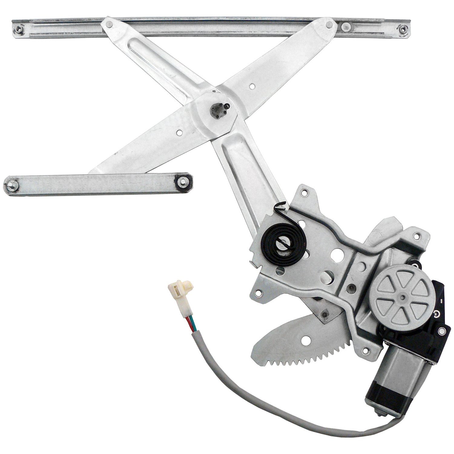 ACDelco 11A266 Professional Front Passenger Side Power Window Regulator with Motor 11A266-ACD