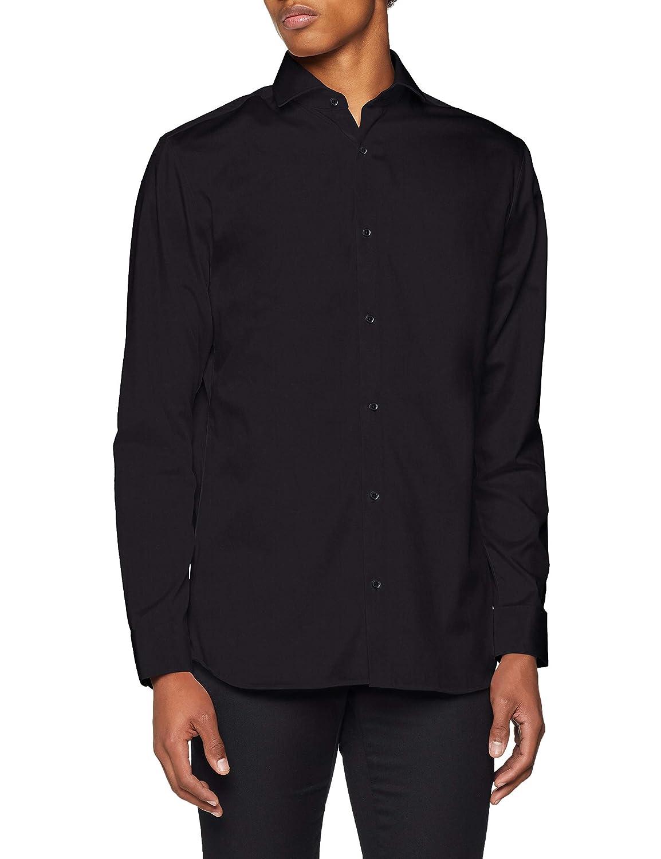 JACK & JONES PREMIUM Herren Businesshemd Jprcomfort Shirt L/S Noos