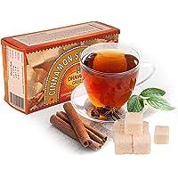 Cinnamon White Sugar Cubes for Tea/ Coffee, 500g
