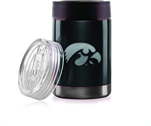 NCAA Florida Gators 3-in-1 Stainless Steel Double-Wall Vacuum-Sealed Hydro Can Bottle Holder and Cup