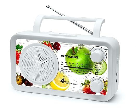 69 opinioni per Muse M-05 VF- Radio portatile