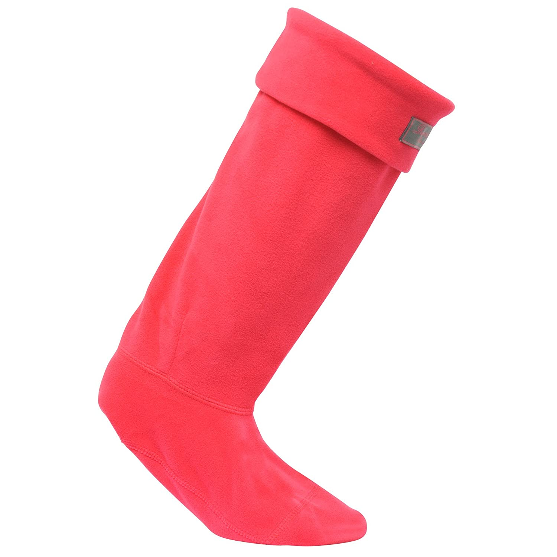 Regatta Great Outdoors Womens/Ladies Fleece Wellington Boot Socks