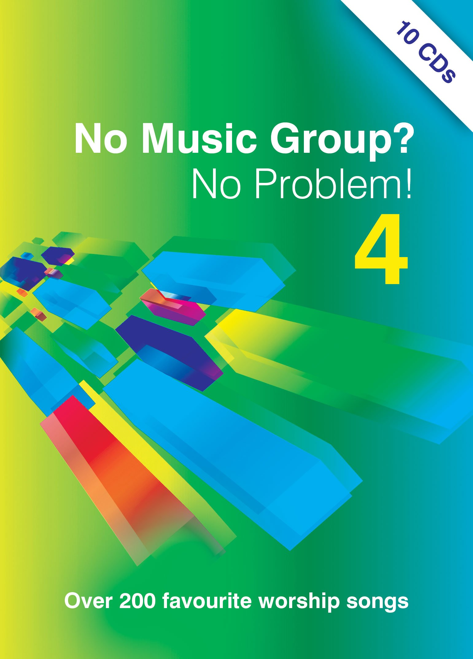 No Music Group? No Problem! 4 by Kevin Mayhew