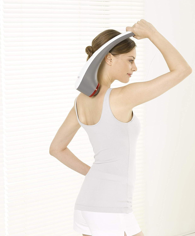 Ein sehr gutes Gerät für intensive Rücken und Körpermassagen