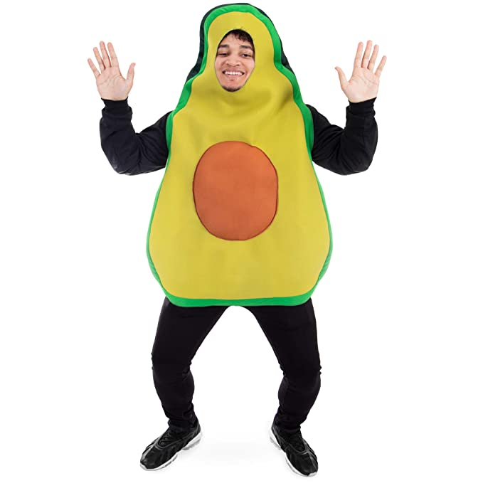 28ceb30df45 Amazon.com  Boo Inc. Fresh Avocado Halloween Costume