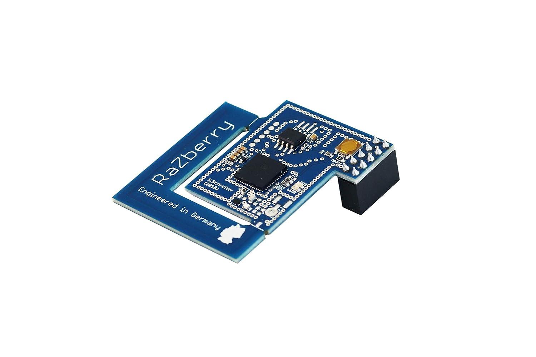 Z-Wave ZMEERAZ2 Z-Wave.Me RaZberry 2 Modul Blau