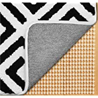 Gorilla Grip Original Extra Strong Rug Pad Gripper, Made in USA, Thick Slip and Skid Resistant Pads for Area Rugs on…