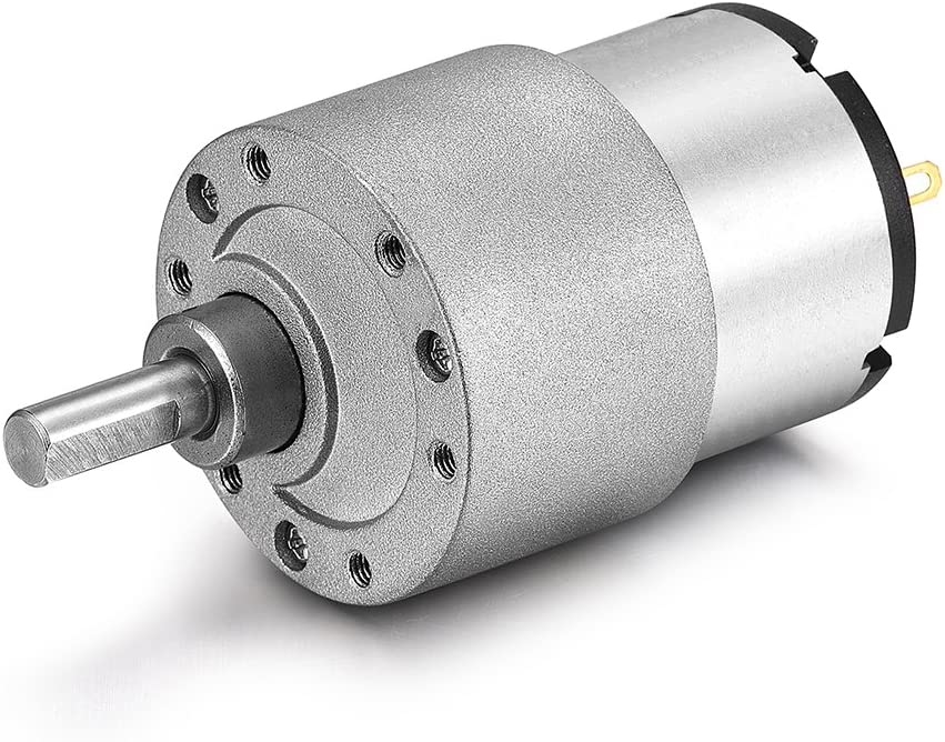 uxcell Mini 12V DC 3.5 RPM 78N.cm Gear Box Electric Motor