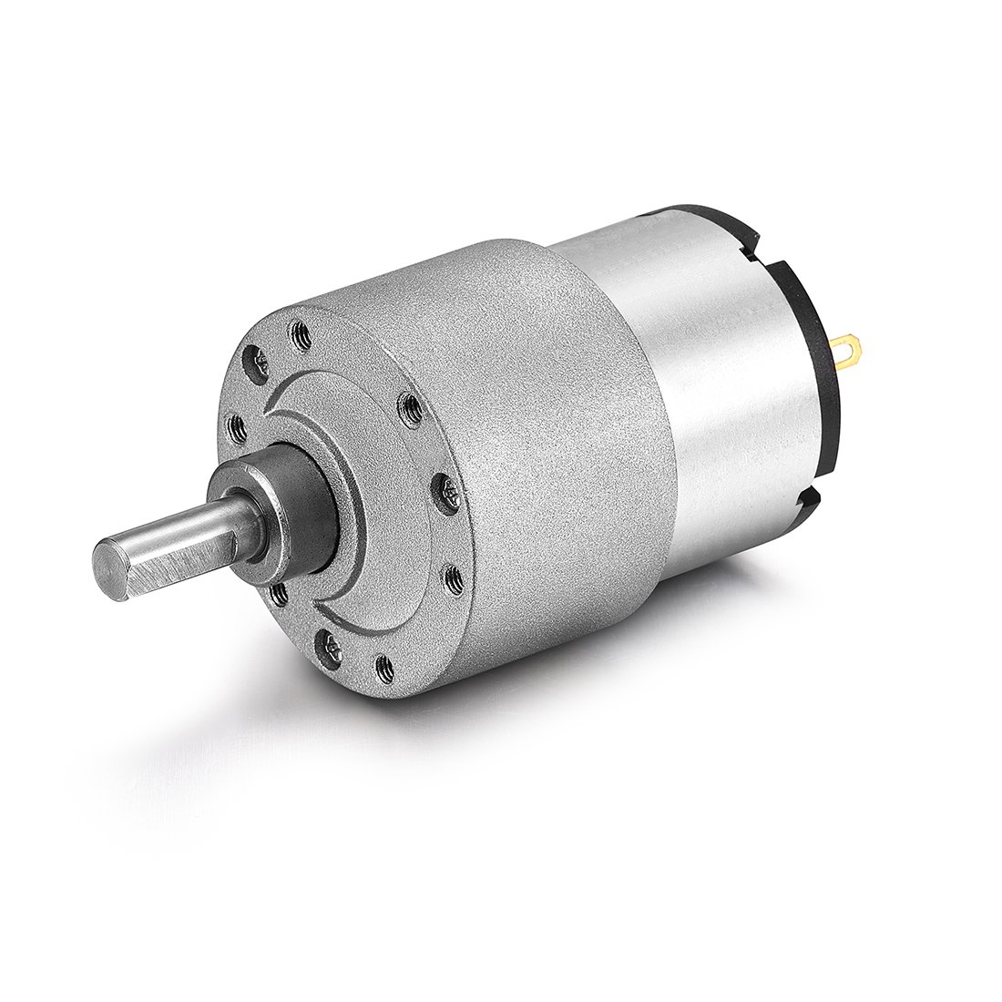 uxcell Mini 12V DC 3.5 RPM 78N.cm High Torque Gear Box Electric Motor