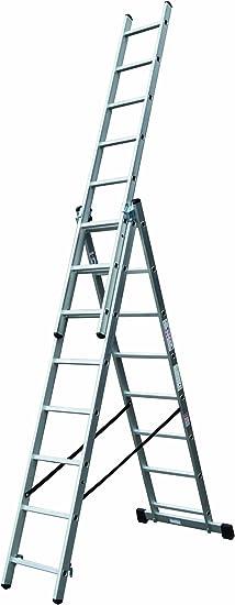 Lyte CL8 - Escalera multifunción (tamaño: 3X8): Amazon.es: Bricolaje y herramientas
