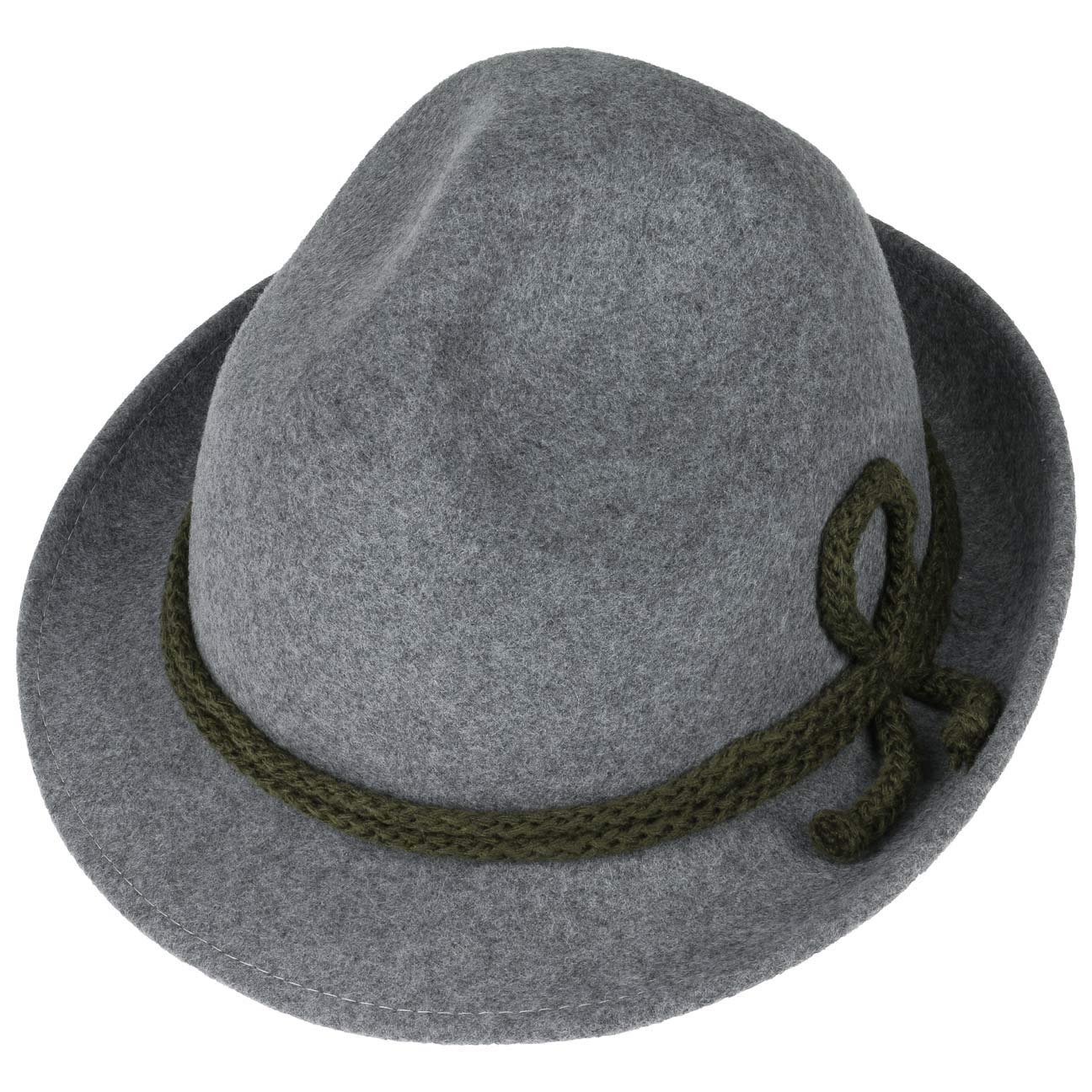 Lipodo Classic Dreispitz Wool Felt Hat Bavarian Hat folkloristic Hat   Amazon.co.uk  Clothing 3b557a20fbdd