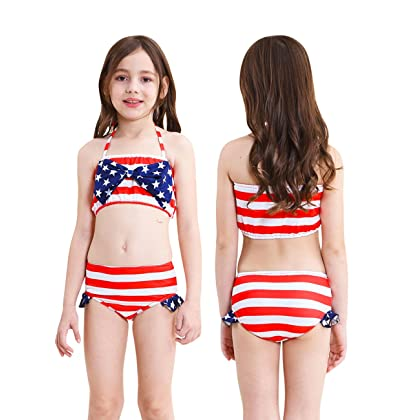 81e1a3fe21e10 ... 4PCS Girls Swimsuits Mermaid Tail for Swimming Bikini Set Toddler Big  Girl 3-14Y ...