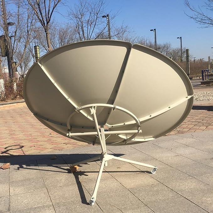 TOPQSC Cocina solar parabólica portátil de 1,5 m de diámetro y 1800 W con mayor eficiencia: Amazon.es: Juguetes y juegos