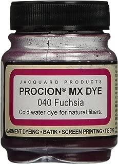 product image for Deco Art Jacquard Procion Mx Dye, 2/3-Ounce, Fuchsia