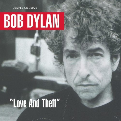 CD : Bob Dylan - Love and Theft (CD)