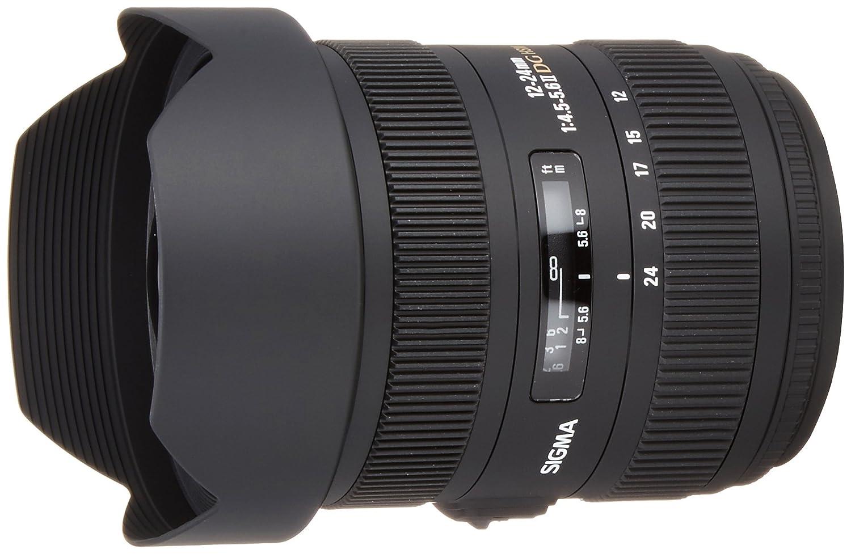 Sigma 12-24 mm F4,5-5,6 II DG HSM-Objektiv für: Amazon.de: Kamera