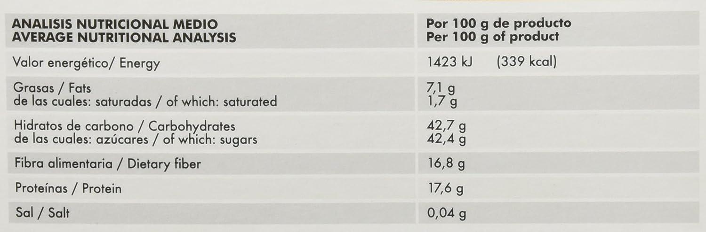 beVegan Protein Bars Arándanos y Chía - 220 gr: Amazon.es ...