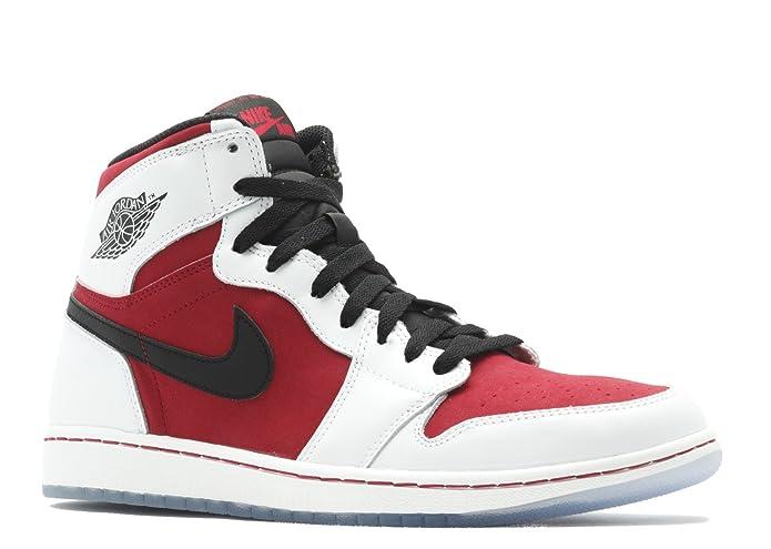 8460f1b6743 Amazon.com   AIR Jordan 1 Retro 'Carmine' - 555088-123   Basketball