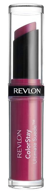 Revlon Colorstay Ultimate Suede Lipstick, 2.55 g, Number 093, Boho ...