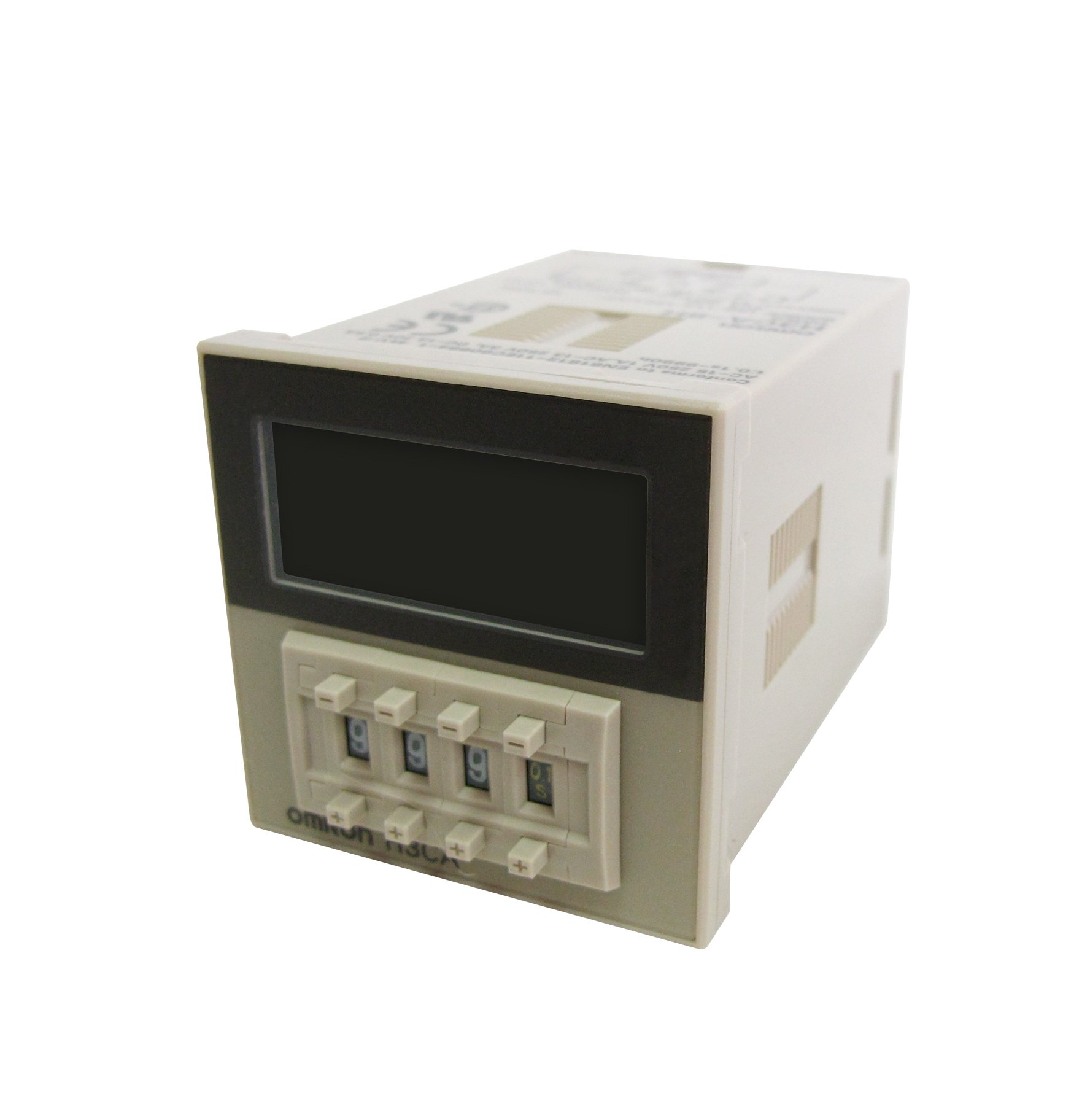 OMRON H3CA-8 DC24 Solid-state Timer (ON-delay operation)(Supply voltage: DC24V) NN