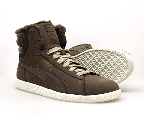 Sneaker Winter Puma Damen Gefüttert Wn's 11 First 350880 Top Round High Worker qUVzpGSM