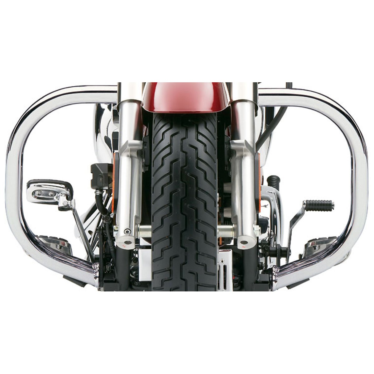 Cobra Fatty Freeway Bars for Yamaha Stratoliner/Roadliner 2006-2011, Raider 200 Cobra Boulevard
