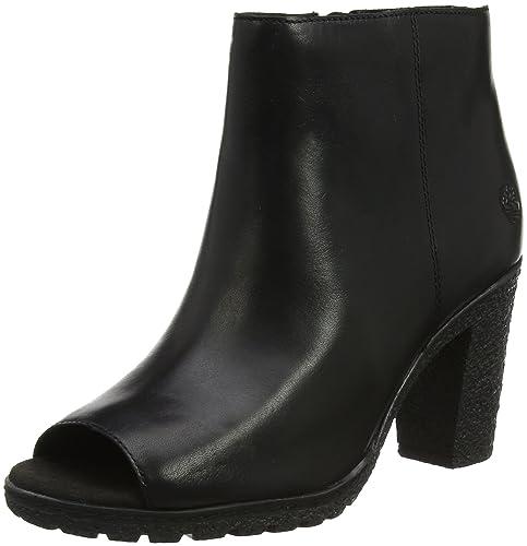 Timberland Tillston Peep-Toe, Botines para Mujer: Amazon.es: Zapatos y complementos