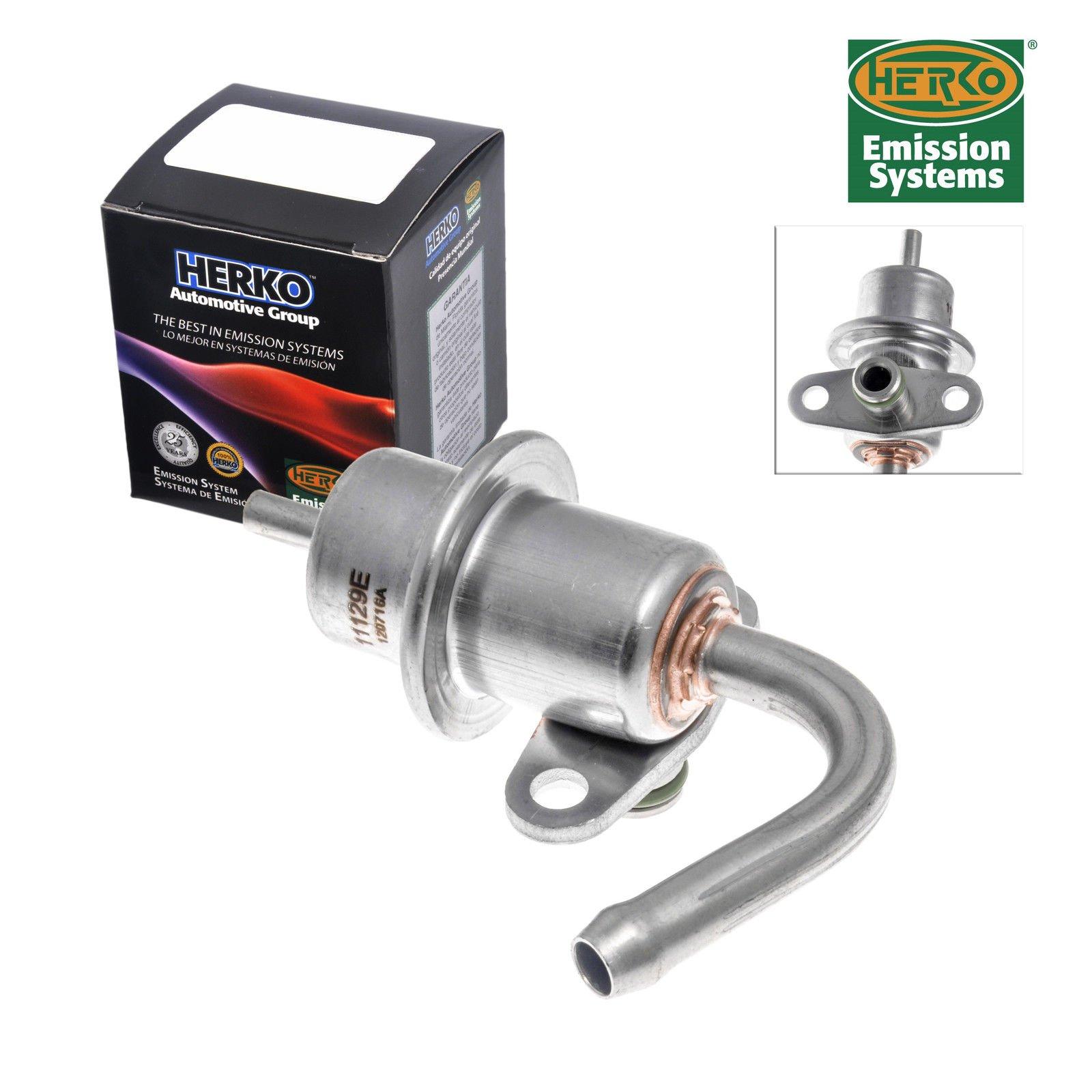 AD Auto Parts New Herko Fuel Pressure Regulator PR4107 for Nissan L4-2.4L 98-14
