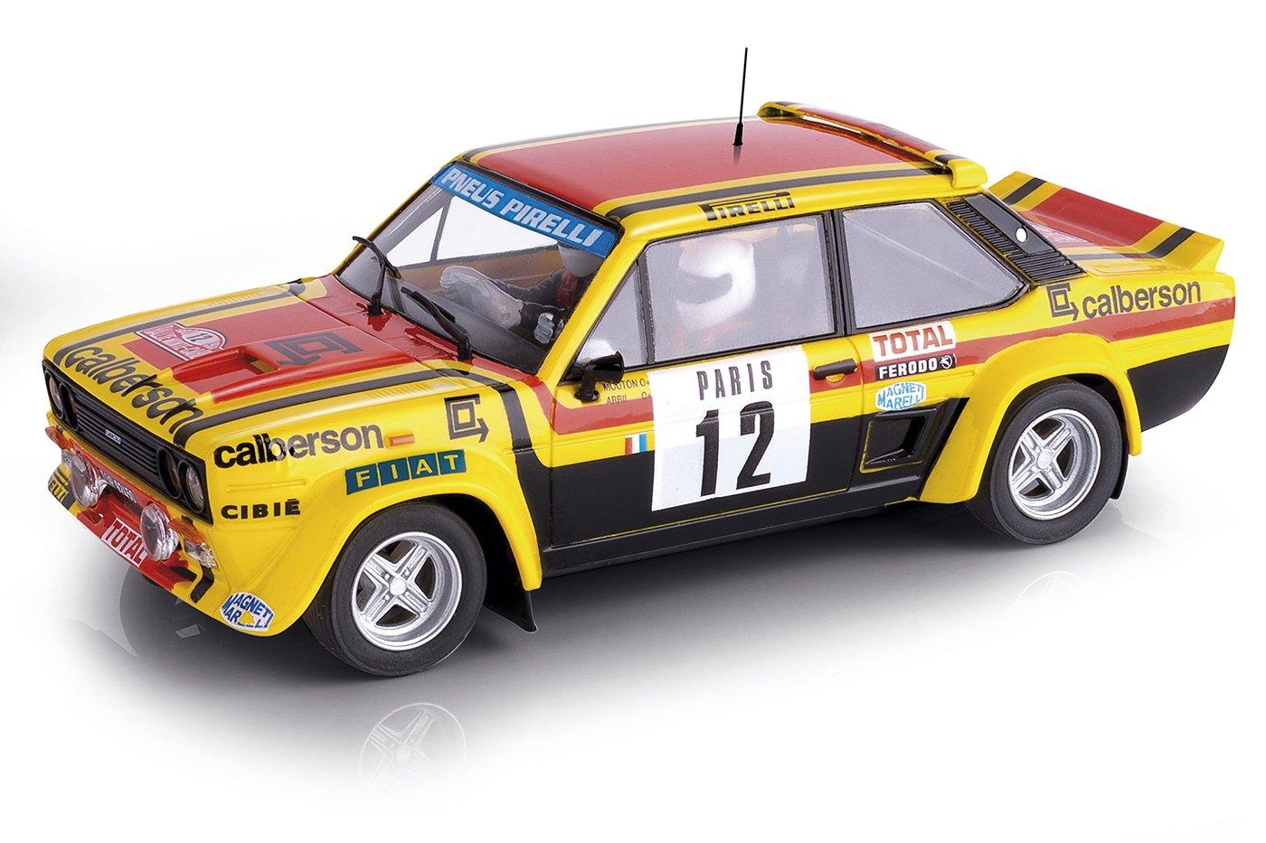 Scalextric - Seat 131 Abarth Mouton-Montecarlo, coche de juguete (A10194S300): Amazon.es: Juguetes y juegos