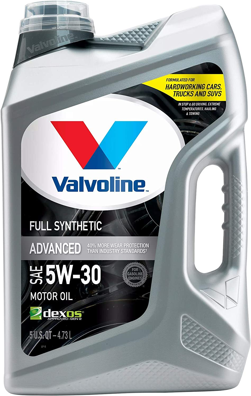 Valvoline Advanced Full Synthetic SAE