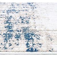 Pierre Cardin Mavi Halı Otantik E012D Mavi 80 x 150